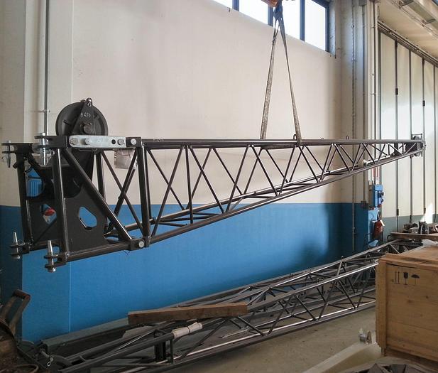Terex  A450/RC40 JIB 8 mt