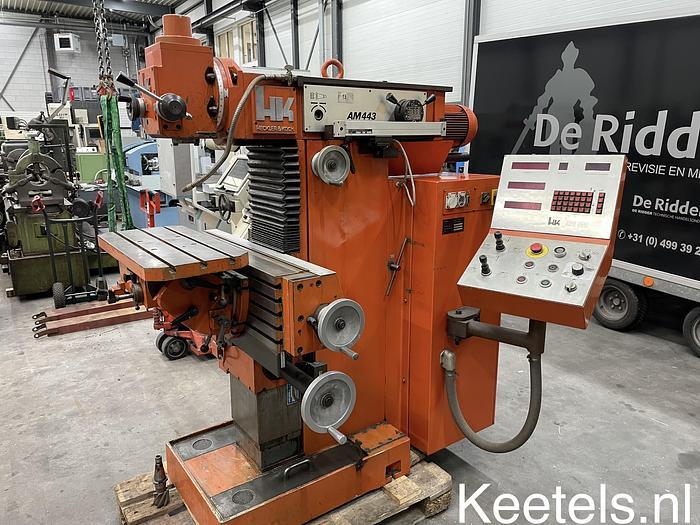 Gebruikt Heckler&Koch AM443 (Defect)