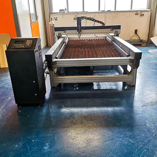 Used  CNC Plasma machine - AM Machinery
