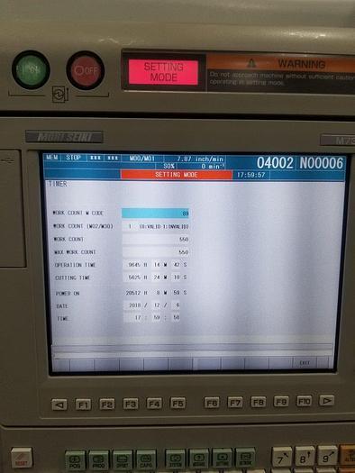 2013 DMG Mori Seiki NLX-2500SY / 700