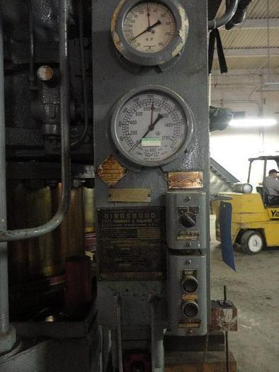 900 Ton Birdsboro Hydraulic Press