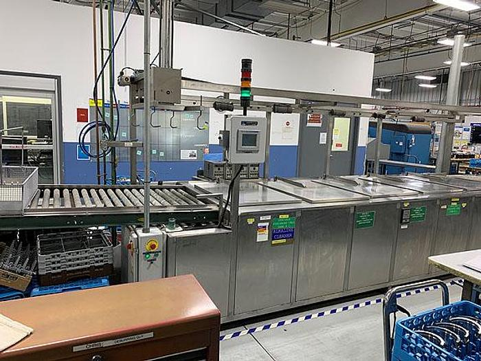 Used 3137, Zenith, Transtar MTC5-3600, Aqueous Ultrasonic Cleaning System, 2006