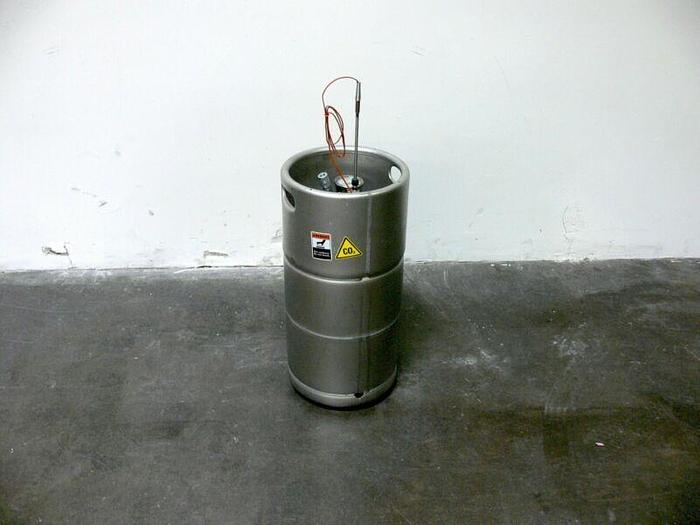 Used Ucon AG Container Systems KG 20 Liter 304 Stainless Steel Keg / Pressure Vessel