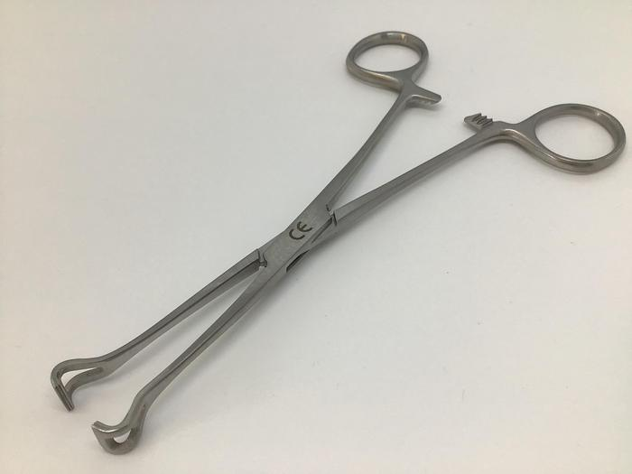 Forceps Intestinal and Lung Grasping Babcock Straight 150mm (6in)