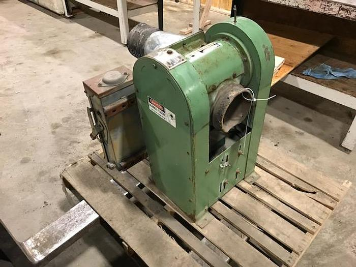 Used BLOAPCO MODEL 3B TRIM CHOPPER MDL , 3/4 HP
