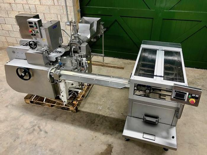 FASA BUTTER PACKER & CASE PACKER