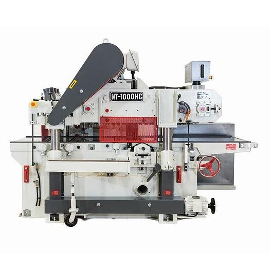 Northtech, NT 1000HCHD-XL Double Surface Planer