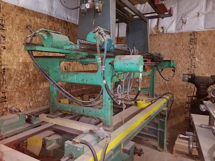 Used Bell Clamp Sash Press