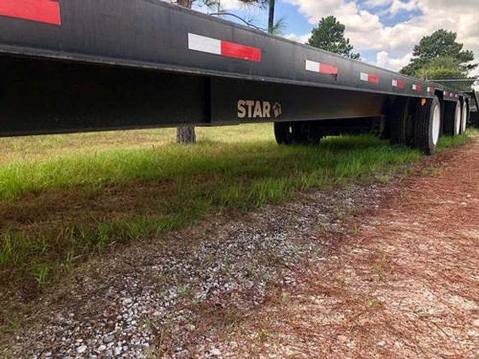 2014 Star Metal Fabrication 53' Step Deck Trailer