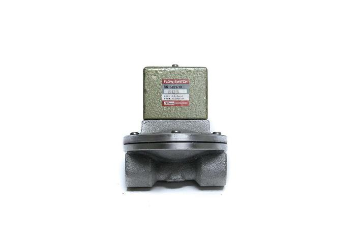 Used Niscon Nihon Seiki BN-1321-10 Flow Switch 0.3~5kg AC250V 5A (5202)