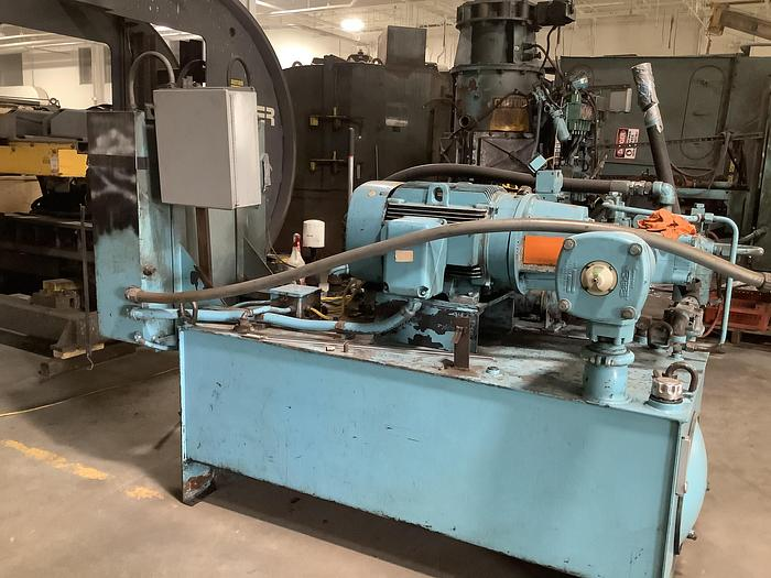 Used 1991 BEARDSLEY & PIPER 2016 MATCHBLOMATIC MOLDING MACHINE