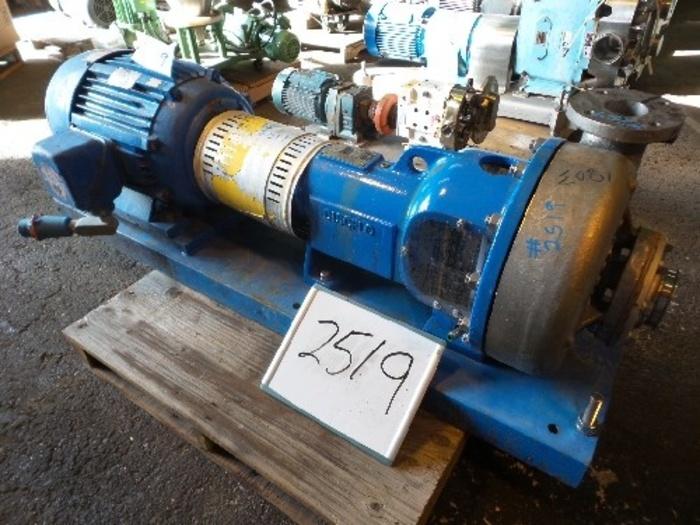 Discflo 4'' x 3'' Centrifugal Pump #2519