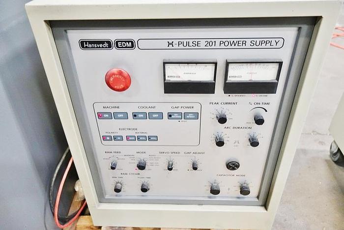 Handsvet EDM Machine Workman 201 CS-1