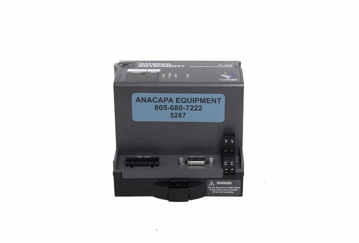 Used National Instruments FP-1000 RS-232/RS-485 Network Interface 184120F-01 (5287)