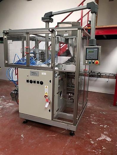 Preci (Italy) Sachet Machine