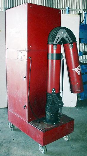 MicroAir Model MA4210 Dust Collector