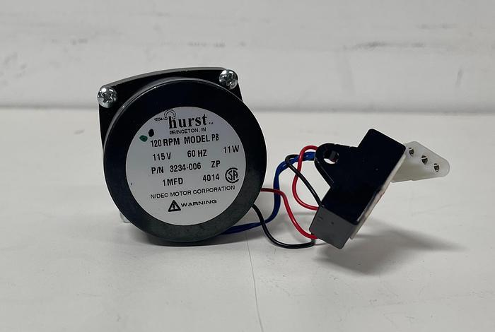 Hurst 3234-006 PB Motor 115V