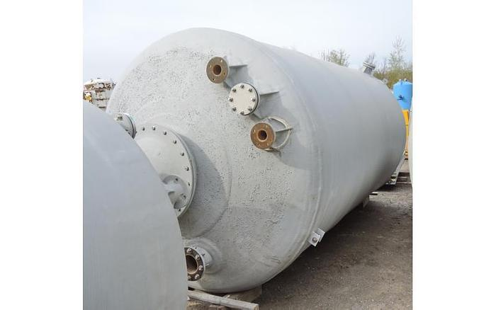 USED 5350 GALLON TANK, FIBERGLASS