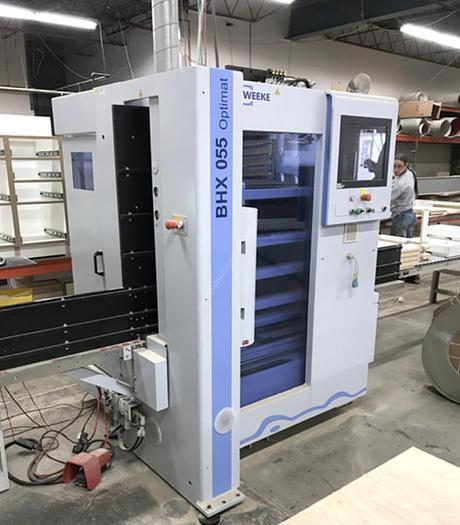 Weeke BHX-055 CNC