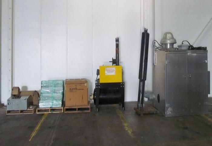 Used AVC/GARDNER DENVER INDUSTRIAL CENTRAL VACUUM SYSTEM (#9808)