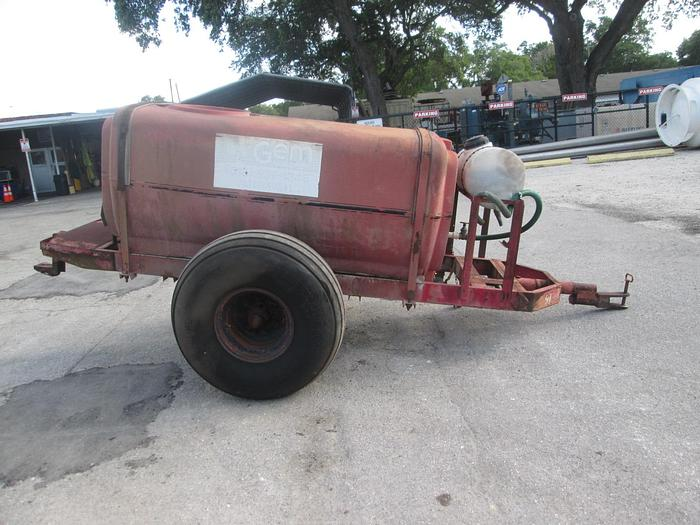 Used Gem 500 Gallon Water Wagon