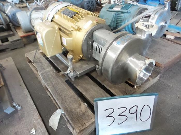 Used Ampco 6'' x 4'' Centrifugal Pump