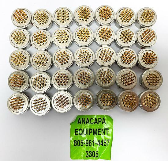 Deutsch 46099-14-19PN 0026D Series Connector 11139, 0026D Lot of 35 New (3305)W