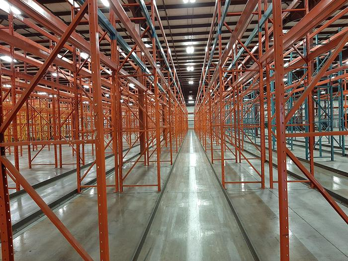 Used Pallet Racking and Accessories