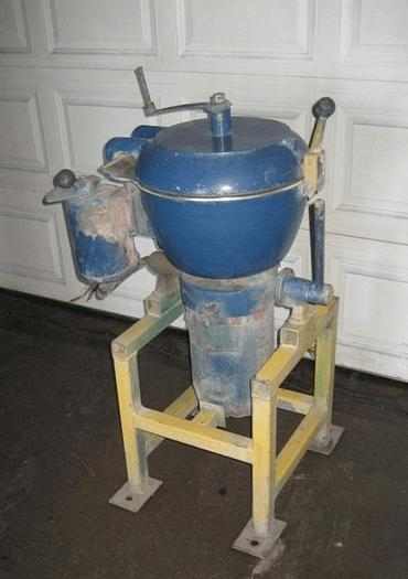 Used HOBART VERTICAL CUTTER MIXER – VCM-25 – S/S