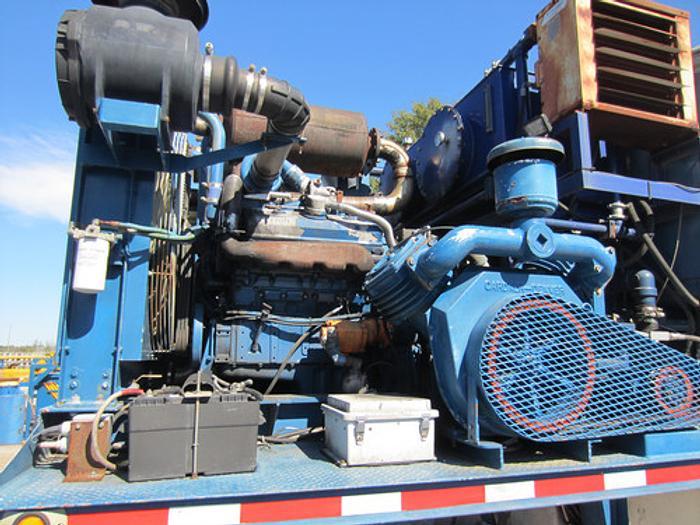 2001 ATOK-MSI 600 Single Cement Pump Unit