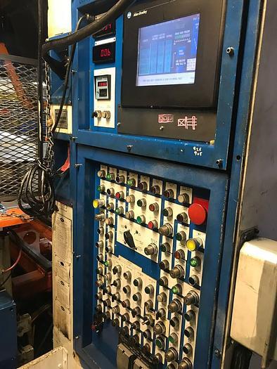 "2000 ton Danly 180""x96"" SSDC Stamping Press"