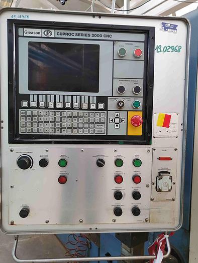 DENTATRICE PER CONICI SPIROIDALI GLEASON PHOENIX 250 HC CNC