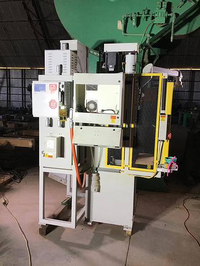 30 Ton Peco Servo-Driven Straightening Press