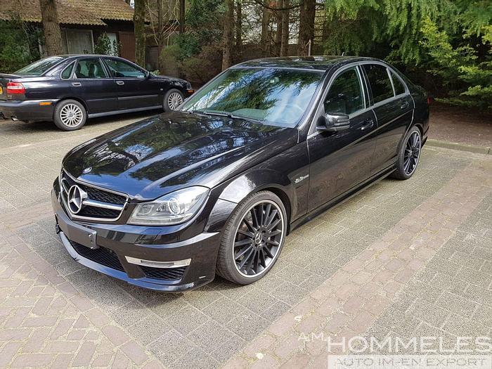 Used Mercedes c63 amg w204