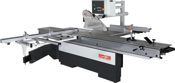 2020 Cantek D405A Sliding Table Saw