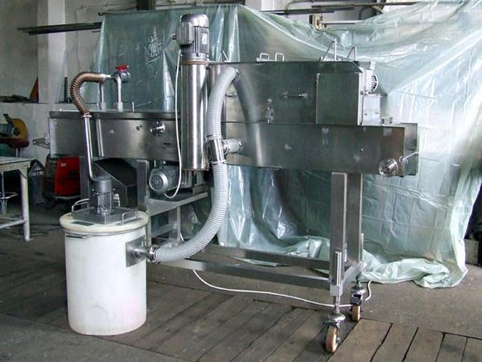 Preduster obmączarka Koppens - Alfa Laval