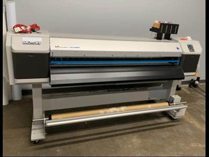 Used 2017 Mutoh 1624WX