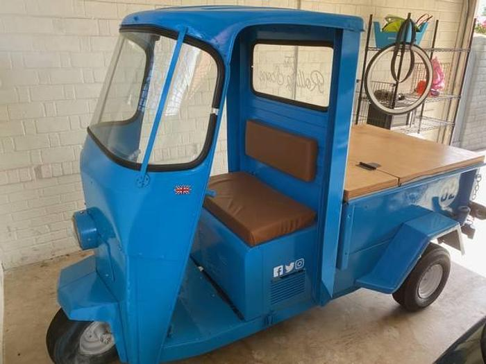 Used 1967 Cushman Truckster Scooter