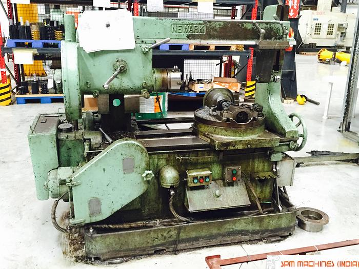 Used Newark Horizontal Hobbing Machine