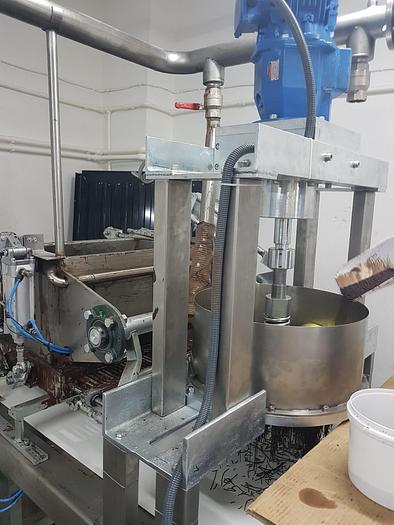 BRAND NEW CHOCOLATE/ SUGAR VERMICELLI LINES / EXTRUDERS