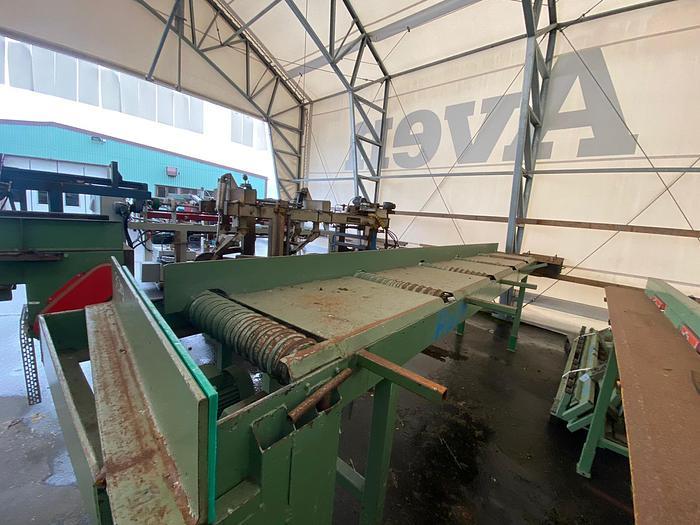 Used Jonab, Roller conveyor