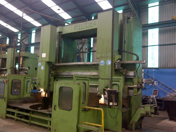 TORNIO VERTICALE FRORIEP 25 KZ-350 CNC