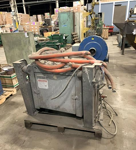 2003 INDUCTOTHERM 150 Lb DURALINE BOX (on hold)