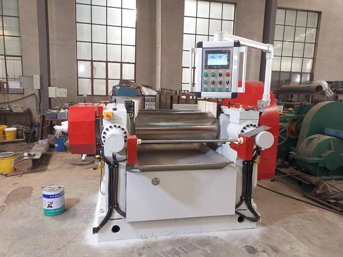 QTY 1 X Compact series XK400X1000 Two roll mill  Compact series