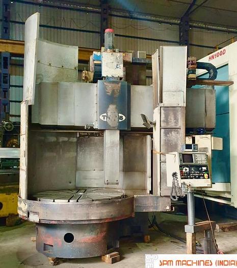 Used TOSHIBA TUE 15 CNC VTL