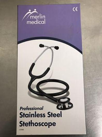 Stethoscope Professional  Deluxe Burgundy