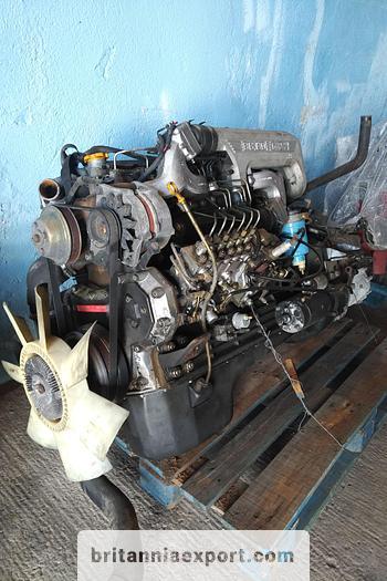 Used 2000 NISSAN B6.60 Turbo 6 cylinder engine