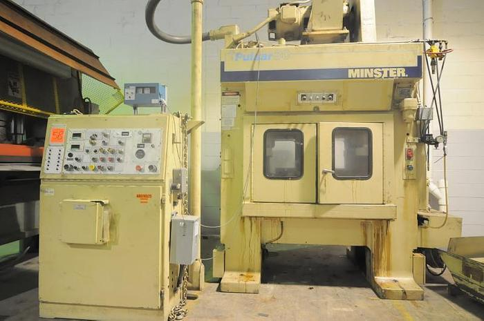 MINSTER PULSAR 30 HIGH SPEED STAMPING PRESS TR2-30