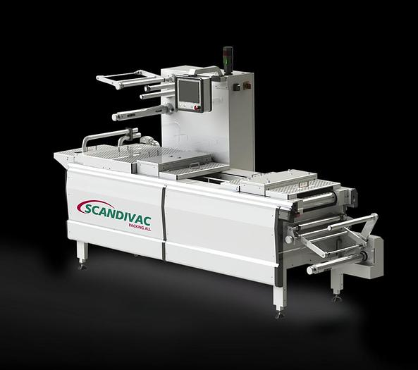 Used Scandivac Thermoforming Vacuum Packager; Md#APM2500
