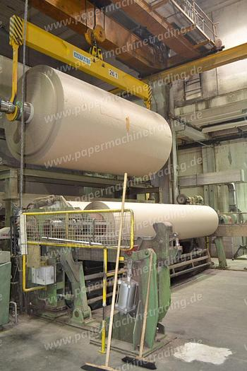 (PM4-81) - Paper Machine 5-layer for Testliner, Fluting - VOITH - 5080 mm